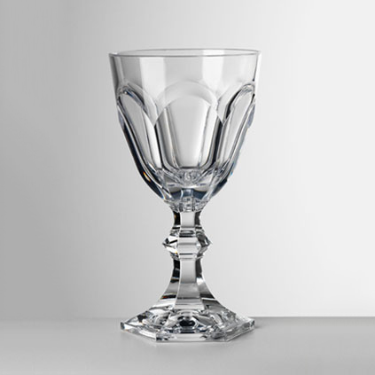 Wine Transparent<Br>H:16.40, D:8.90 cm