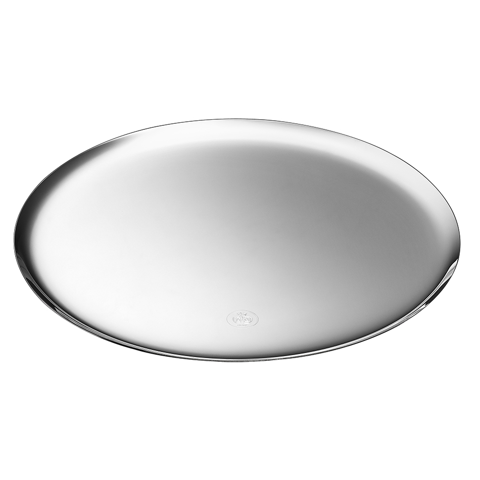Plat rond<br>Ø=35.5 cm<br>Silver time