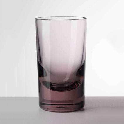 Tumbler Smoked Whisky<br>Fume H:13.50, D:7.70 cm