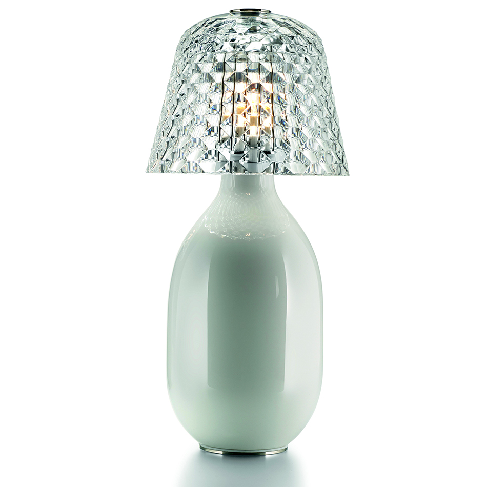 Lampe blanc baby<br>Candy light