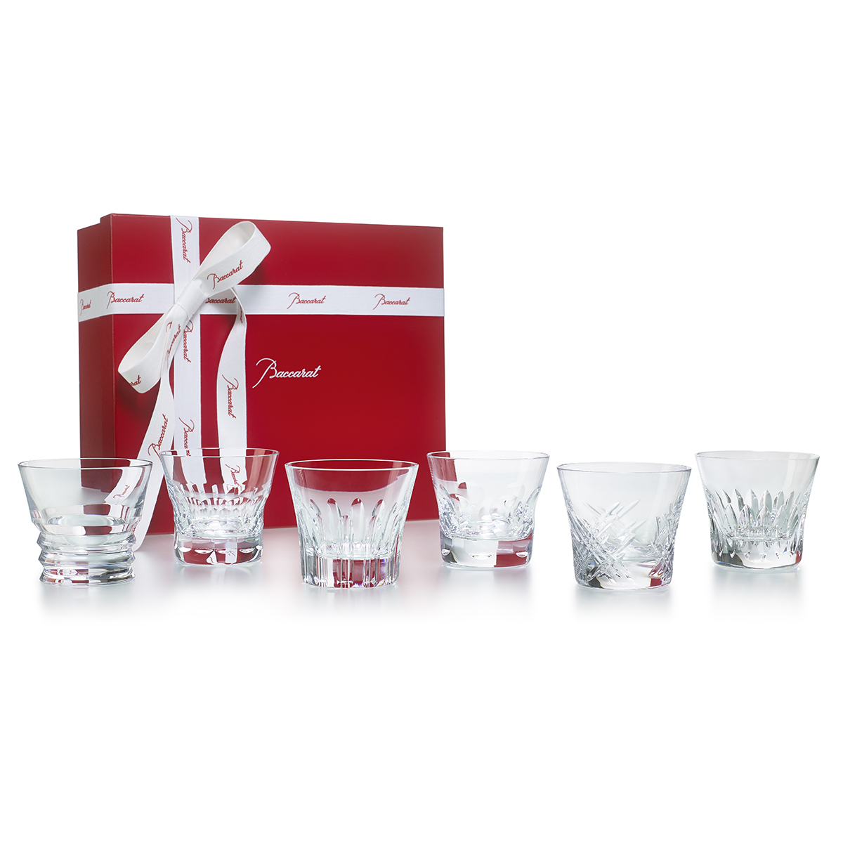 Coffret de 6 gobelets classic<br>20cl, H: 8.5cm<br>Everyday